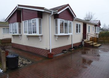 Thumbnail 2 bed mobile/park home for sale in Greenhollows Country Park, Broadfield, Southwaite, Carlisle, Cumbria