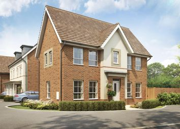 "Thumbnail 3 bed detached house for sale in ""Morpeth"" at Lady Margaret Road, Ifield, Crawley"