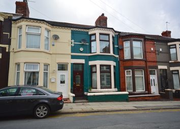 Thumbnail 3 bed terraced house for sale in Clapham Road, Anfield, Liverpool