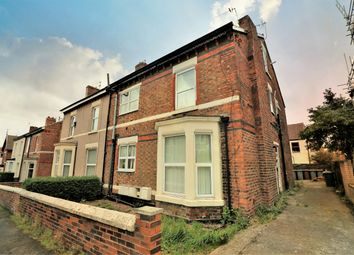 Thumbnail 1 bed flat for sale in Cumberland Road, Wallasey