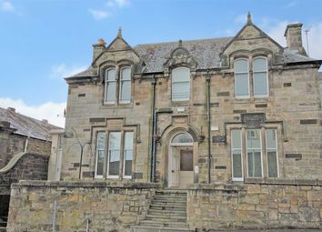 Thumbnail 3 bed flat for sale in New Row, Dunfermline