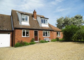 Thumbnail 4 bed bungalow for sale in Pit Street, Southrepps, Norwich