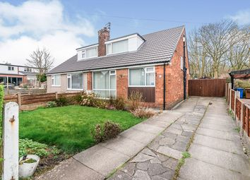 Thumbnail 3 bed bungalow for sale in Sindsley Road, Wardley, Swinton, Manchester