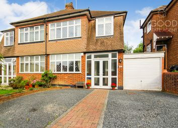 Thumbnail 3 bed semi-detached house for sale in The Greens Close, Loughton, Essex