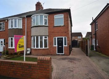 Thumbnail 3 bed semi-detached house for sale in Rutland Road, Goole