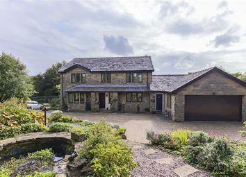 Thumbnail 4 bed farmhouse for sale in Woodend Road, Burnley, Lancashire