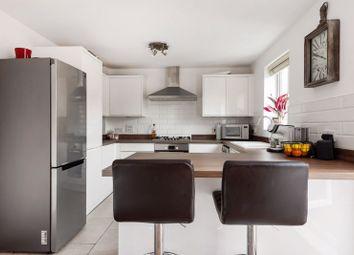 Thumbnail 3 bed end terrace house for sale in Kipling Close, Whiteley, Fareham