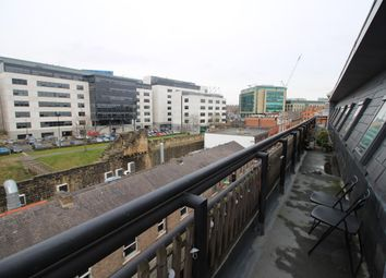 Thumbnail 1 bedroom flat to rent in Norden House, Stowell Street, Newcastle Upon Tyne