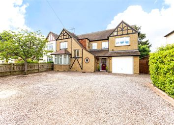 Thumbnail 4 bed semi-detached house for sale in Colney Heath Lane, St. Albans, Hertfordshire