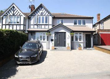 6 bed semi-detached house for sale in York Road, New Barnet, Barnet EN5