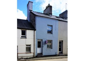 2 bed terraced house for sale in Sand Street, Pwllheli LL53