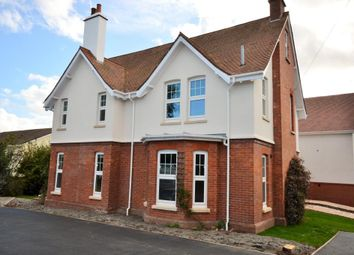 Thumbnail 2 bed flat for sale in Lydwin Grange, 2 Stevenstone Road, Exmouth, Devon