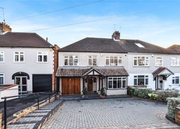 Thumbnail 4 bed semi-detached house for sale in Bladindon Drive, Bexley, Kent