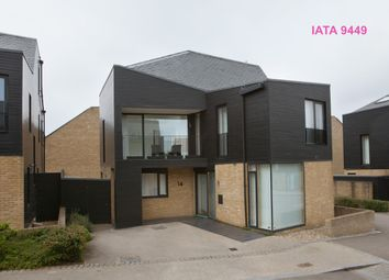 Thumbnail 4 bed detached house for sale in Langdale Street, Newhall, Harlow