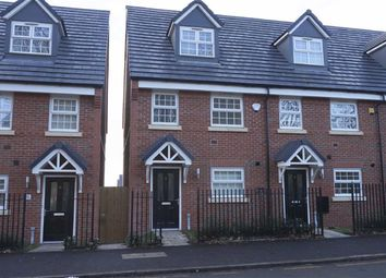 Thumbnail 3 bed town house for sale in Weaste Lane, Salford