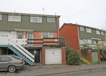 Thumbnail 2 bed end terrace house for sale in Ford Road, Tiverton