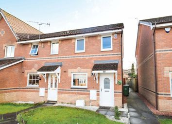 Thumbnail 2 bed end terrace house for sale in Bellflower Place, Southpark Village, Glasgow