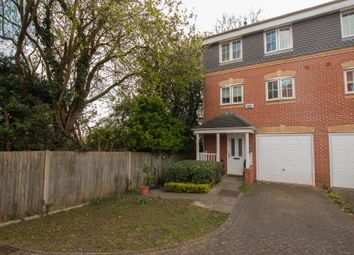 Thumbnail 3 bed end terrace house for sale in Henley Road, Caversham, Reading