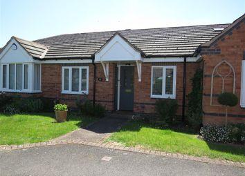 Thumbnail 2 bed terraced bungalow for sale in Saxon Close, Market Harborough