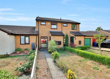 Thumbnail 2 bed terraced house for sale in Windsor Gardens, Somersham, Huntingdon, Cambridgeshire