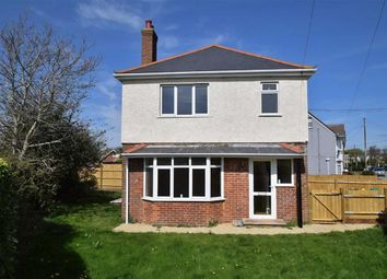 Thumbnail 3 bedroom detached house for sale in Compton Road, New Milton