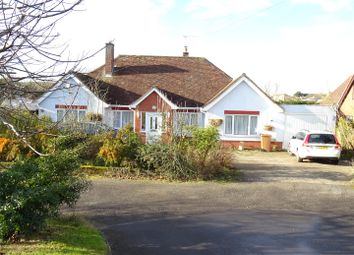 Thumbnail 3 bed detached bungalow for sale in Barking Road, Needham Market, Ipswich