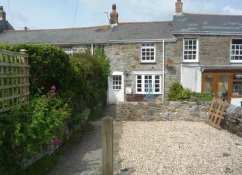 Thumbnail 2 bed cottage to rent in Shortcross Road, Mount Hawke, Truro