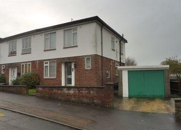 Thumbnail 3 bedroom semi-detached house for sale in Kingston Avenue, Stony Stratford, Milton Keynes