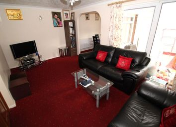 Thumbnail 3 bed terraced house for sale in Carnell Close, Kempston, Bedford