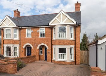 Thumbnail 4 bed semi-detached house for sale in Claremont Gardens, Marlow, Buckinghamshire