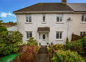 Thumbnail 3 bed semi-detached house for sale in Bevan Crescent, Ebbw Vale, Blaenau Gwent