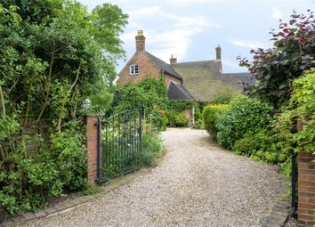 Thumbnail 6 bed farmhouse for sale in Main Street, Congerstone, Nuneaton