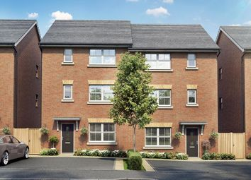 """Thumbnail 4 bed semi-detached house for sale in """"Lowman"""" at Post Hill, Tiverton"""