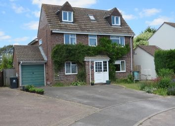 Thumbnail 5 bed detached house for sale in Briars End, Crossways, Dorchester