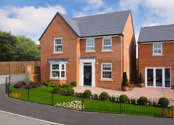 "Thumbnail 4 bedroom detached house for sale in ""Holden"" at Green Lane, Barnard Castle, Barnard Castle"
