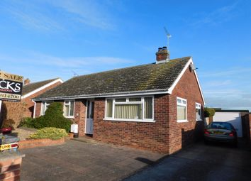 Thumbnail 3 bedroom detached bungalow for sale in Campion Crescent, Stowmarket