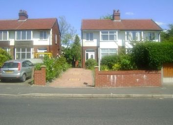 Thumbnail 3 bed semi-detached house to rent in Bromwich Street, Bolton