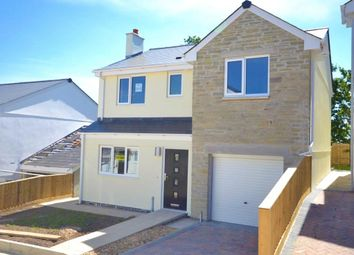 Thumbnail 4 bedroom detached house for sale in Glendorgal, Cemetery Road, Drakewalls, Gunnislake