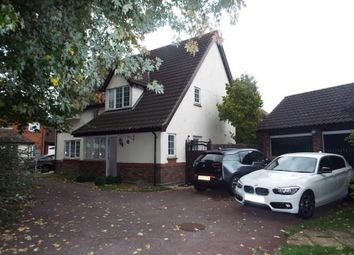 Thumbnail 4 bed property for sale in Steeple View, Laindon, Essex