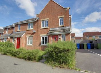 Thumbnail 3 bed town house to rent in Archdale Close, Chesterfield, Derbyshire