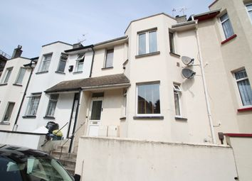 Thumbnail 1 bed flat for sale in College Road, Plymouth