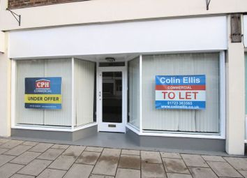 Thumbnail Retail premises to let in Northway, Scarborough
