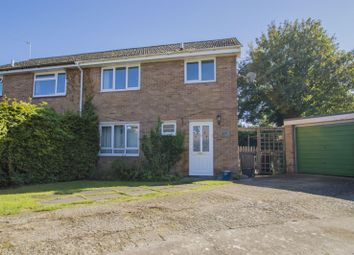 Thumbnail 3 bed semi-detached house for sale in Springfield Close, Watlington