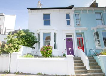 3 bed end terrace house for sale in Cuthbert Road, Brighton BN2