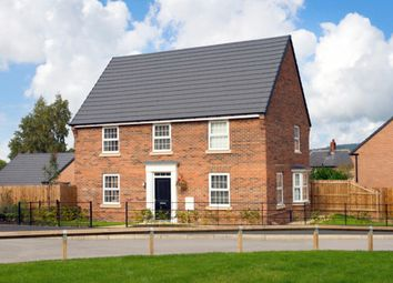 "Thumbnail 4 bedroom detached house for sale in ""Cornell"" at Craneshaugh Close, Hexham"