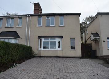 Thumbnail 3 bed property to rent in Moseley Road, Bilston