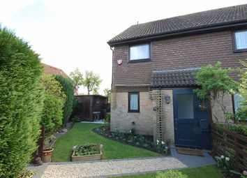 Thumbnail 1 bed end terrace house for sale in Peerless Drive, Harefield, Uxbridge