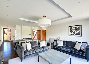Thumbnail 3 bedroom terraced house to rent in Garden House, Kew Bridge Court, Chiswick