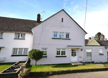 Thumbnail 3 bed semi-detached house for sale in Weaverhead Close, Thaxted, Dunmow