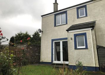 Thumbnail 3 bed semi-detached house to rent in Hunting Lodge Close, Bothel, Wigton
